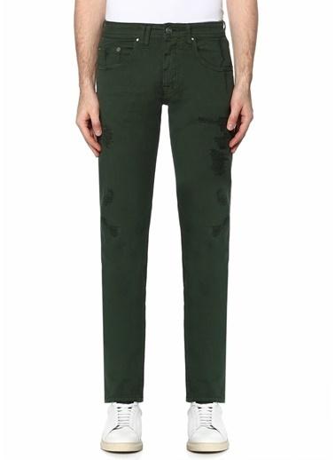 Cycle Denim Denim Pantolon Yeşil